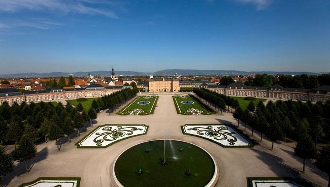 Schwetzinger Schlosspark