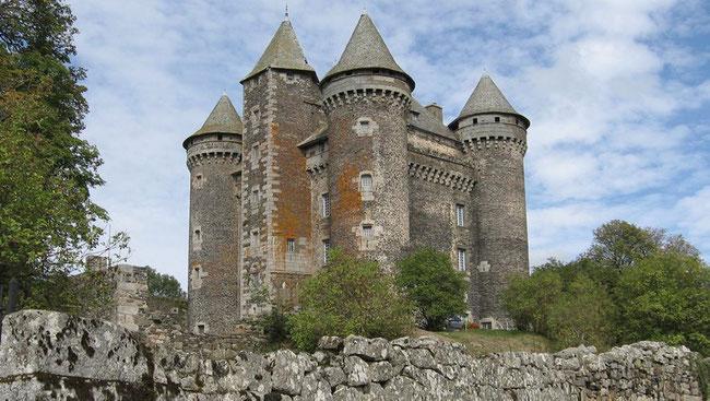 Le château du Bousquet