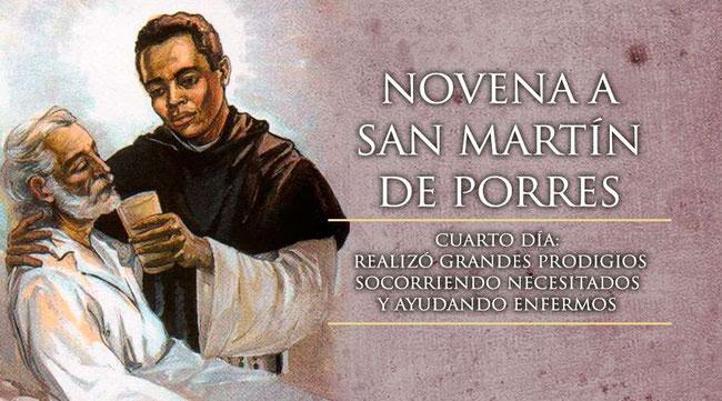 Novena San Martin De Porres Red Mundial Cristiana De Oracion Rmco