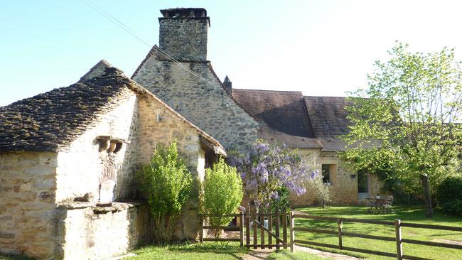 chambre de charme avec piscine Sarlat Dordogne Périgord