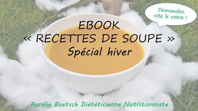 Recettes soupe Hiver