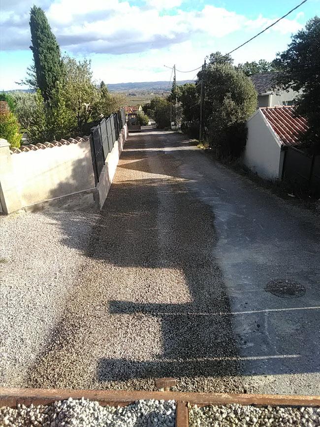 #goudronnage #STPAPARISI #municipalité