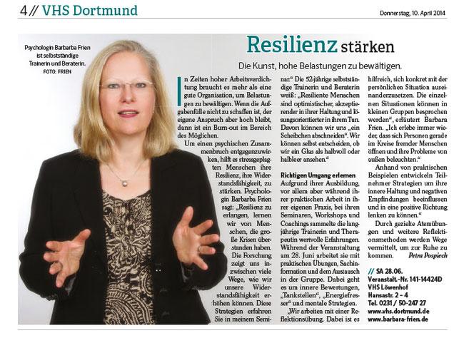 VHS Dortmund 10. April 2014, Seite 4