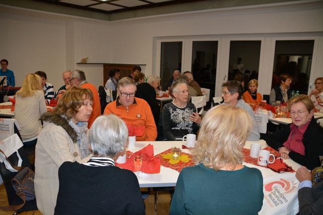 Freiwilligen-Zentrum Neusäß - Dankeschön-Essen 2016