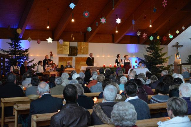 Freiwilligen-Zentrum Neusäß - Benefizkonzert 2015