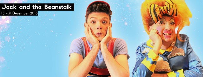 A brand new professional pantomime for Saddleworth - Millgate Arts Centre - Jack and the Beanstalk