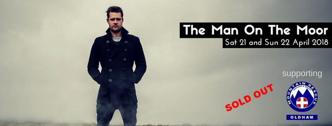 The Man On The Moor the hit Edinburgh Fringe play set around the mystery of the man who was found dead on Saddleworth Moor