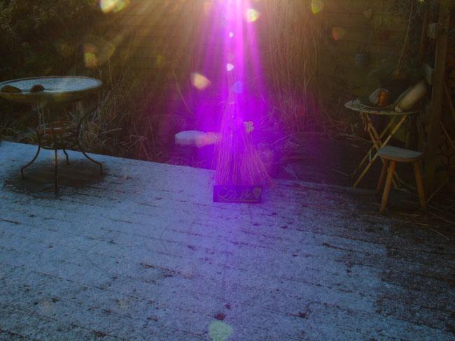 """©www.lichtwesenfotografie.com    """"Der Schnee ist von gestern, die Energie ist so aktuell wie nie zuvor"""""""