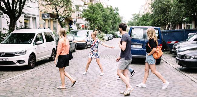 Customized walk through Berlin