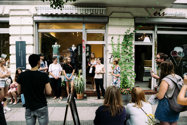 Architecture and Art Tour in Berlin Mitte