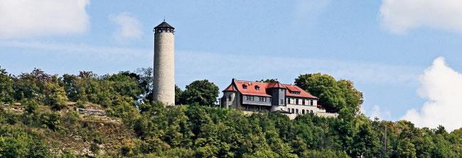 Berggaststätte Fuchsturm bei Jena
