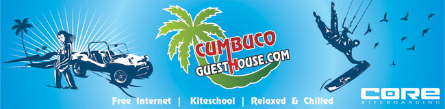 Cumbuco Kiteschool at Cumbuco Guesthouse