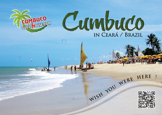 Cumbuco Beach Scene by Cumbuco Guesthouse