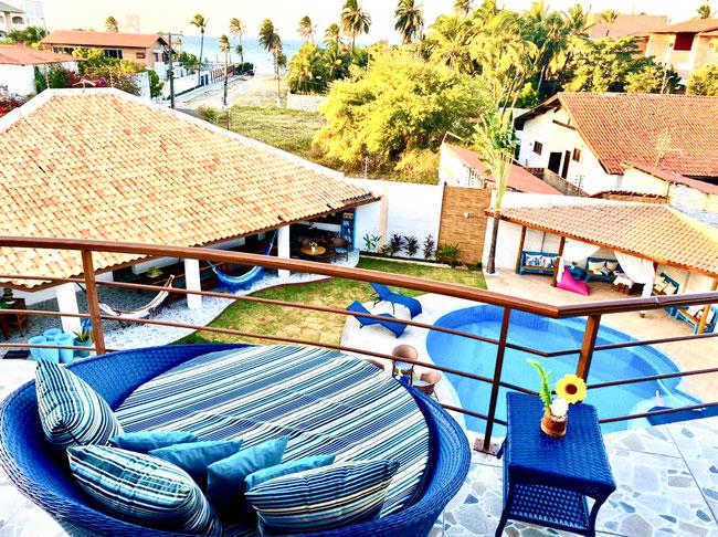 Quartos Grande e Confortáveis  Hotel e Pousada Cumbuco Guesthouse