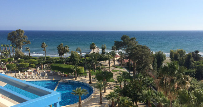 Start of the tourism season on Cyprus