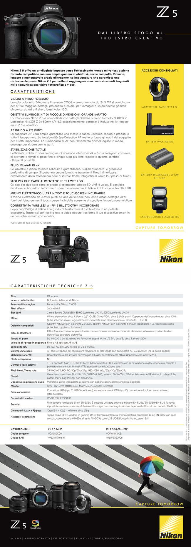 nikon-z5-foto-ottica-sodini-sardegna