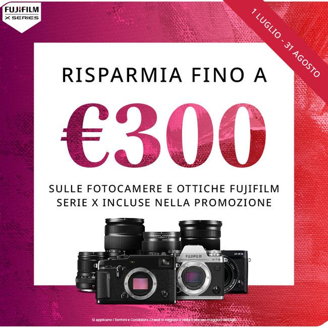 fujifilm_nuovo_sconto_cassa_x-pro3_nuovo_cashback_x-t3_sodini_sardegna