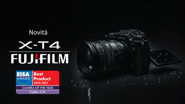fujifilm x-t4 disponibile in sardegna