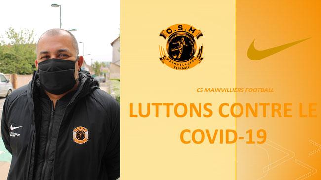 CS Mainvilliers Football COVID-19