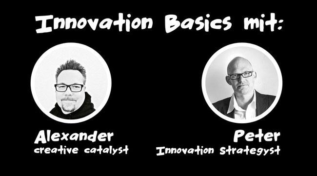 Kreativität und Strategie für Grundlagen der innovation