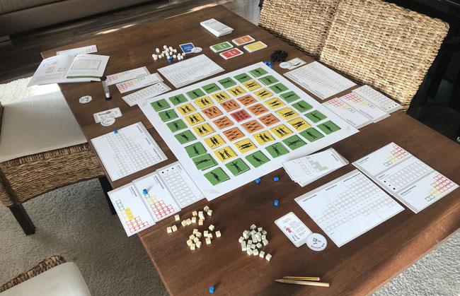 Playing Lean 2 Spielaufbau und Spielphasen