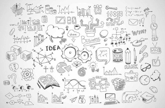 Prozesse und Innovation - Podcast mit Peter Rochel und Gavino Wismach