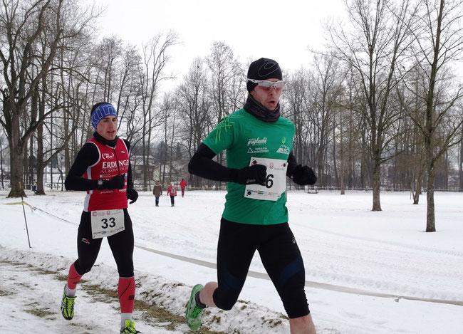 Auch AK-Konkurrent Mayrhofer konnte bis zuletzt Schritt halten. (© http://union.neuhofen.at)