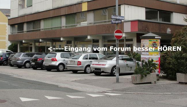 Forum besser HÖREN Adresse