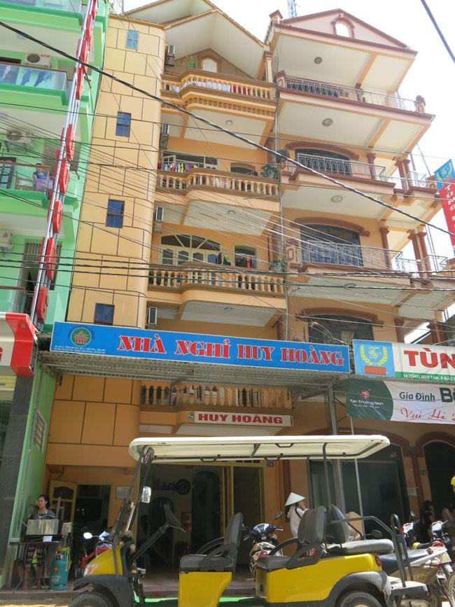 Khách sạn Huy Hoàng Sầm Sơn Thanh Hoá