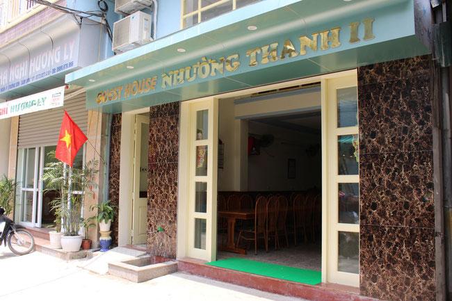 Khách sạn Nhường Thanh Sầm Sơn Thanh Hoá