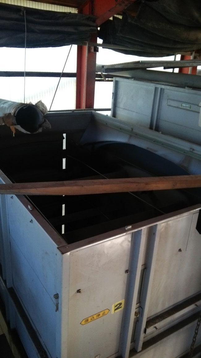乾燥機の修理