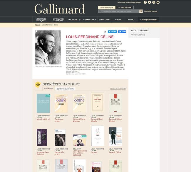 http://www.gallimard.fr/Contributeurs/Louis-Ferdinand-Celine#