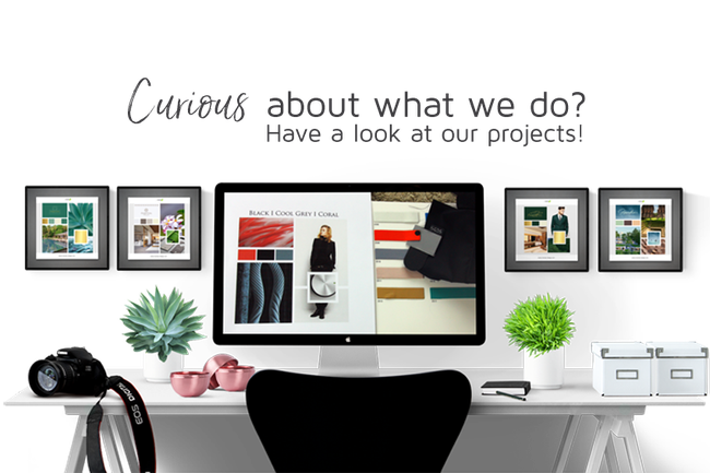Curious about what we do? Visit Chameo Designs actual projects and inspire your self for more!