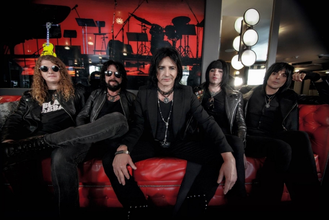 L.A. Guns, Rage,  new  Video,   Upcoming Album, The Devil You Know, Rockers And Other Animals, Rock News, Rock Magazine, Rock Webzine