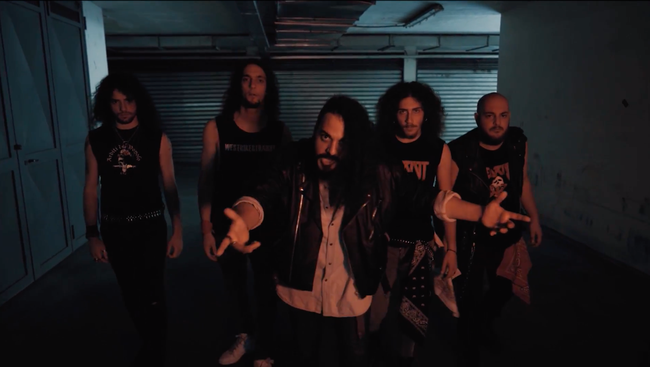 Bang Your Head, the new ReD RioT videoclip