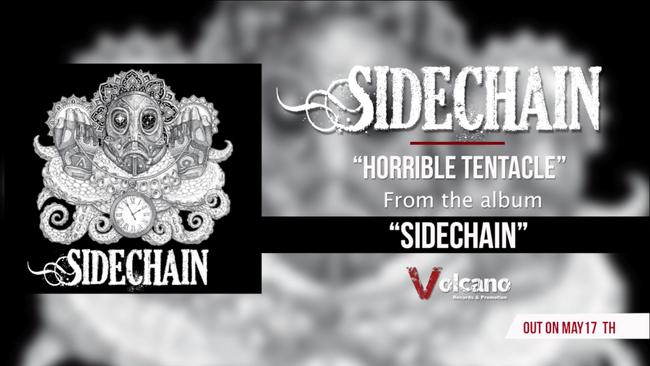 Horrible Tentacle,  single, Sidechain, Alternative Rock, volcanopromotion