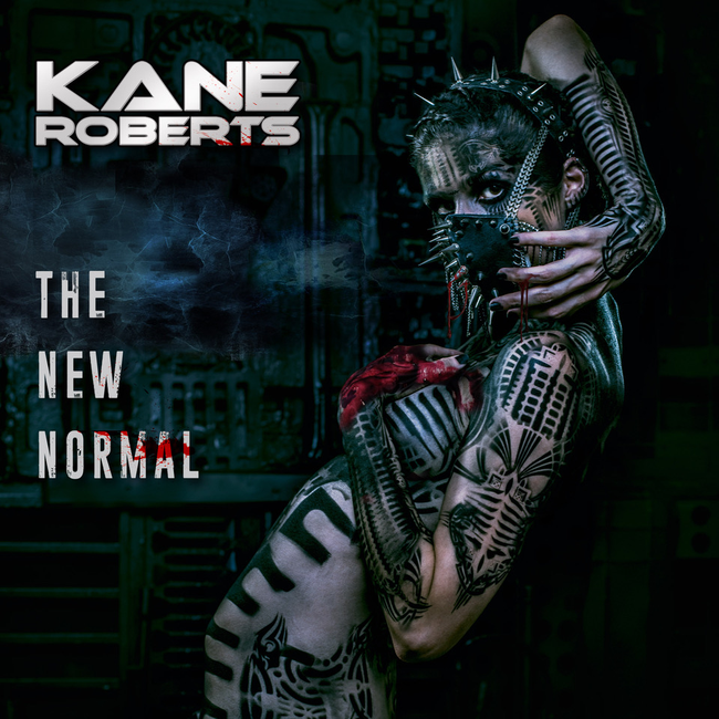 "Kane Roberts to release first track ""Forever Out of Place"" from the upcoming album ""The New Normal"""