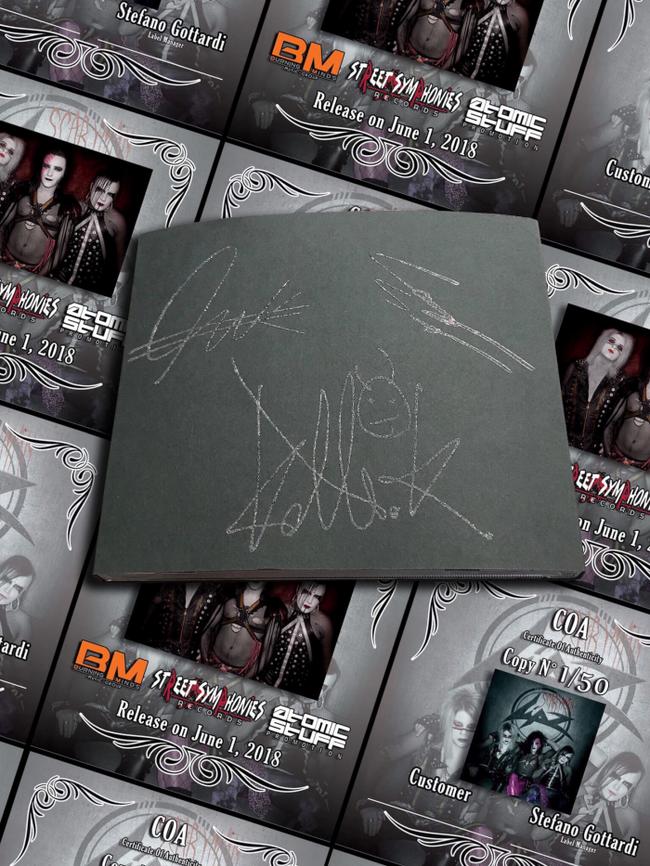 Lipz Debut Album Pre Orders Open Today Hard Rock Webzine Glam
