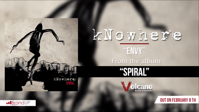 Envy, the new single from kNowhere