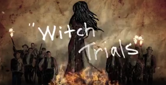 Witch Trials from Bad Moon Born is out now