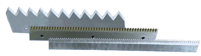 Serrated Blades
