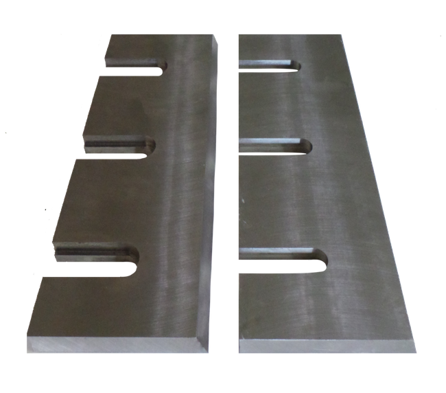 Granulator Bed Blades