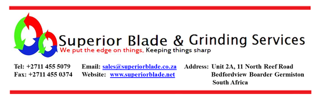 Superior Blade & Grinding Services