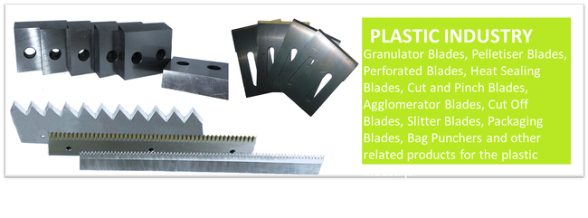 Blades For Plastic Industries