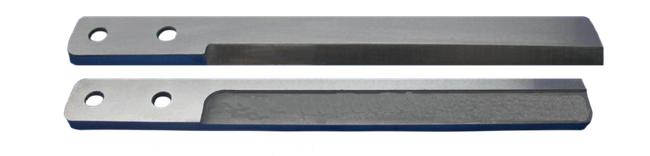 Top And Bottom Blades For Industrial Industries