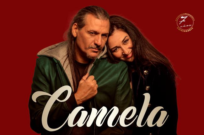 """CAMELA """"REBOBINAN"""" EN EL TIEMPO CON ALASKA, BISBAL Y JUAN MAGÁN, ENTRE OTROS"""