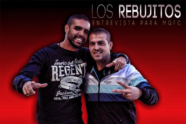ya comienza el especial de Los Rebujitos OFICIAL de cada sábado en mas que flamenco