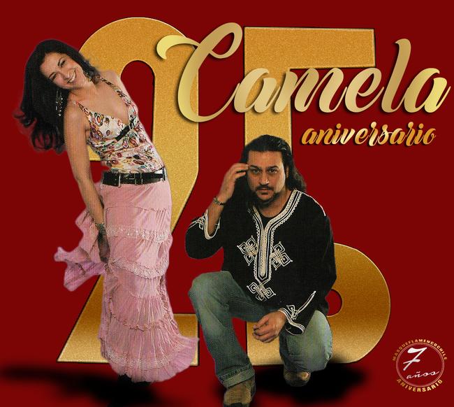 Camela celebran 25 Años de música