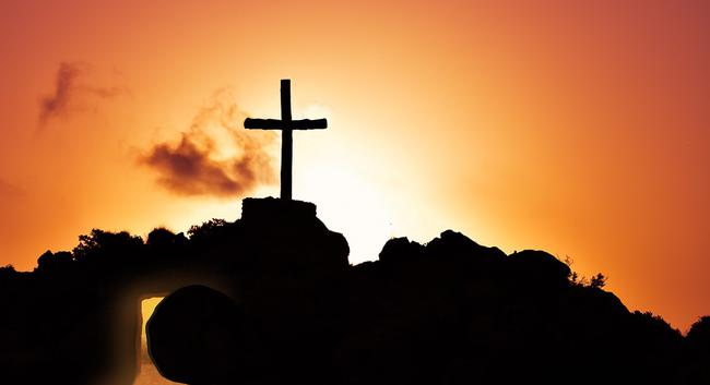 Ein Blick hinauf zur Finsternis des Kreuzes Golgathas https://www.freudenbotschaft.net/gleichnisse/das-biblische-gleichnis-vom-zur-schlange-gewordenen-retter/