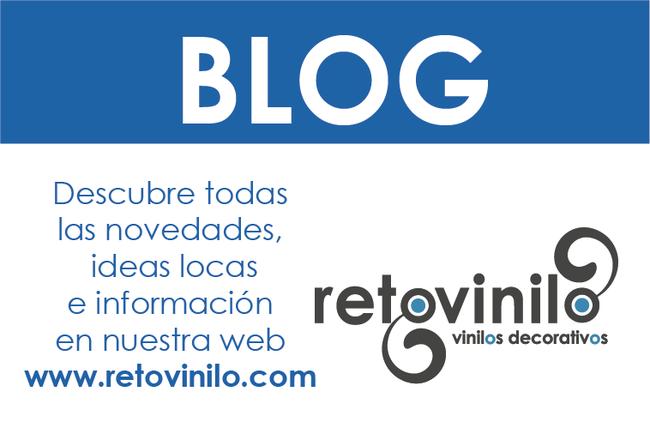 retovinilo, vinilosdecorativos, vinilos, pegatinas, blog